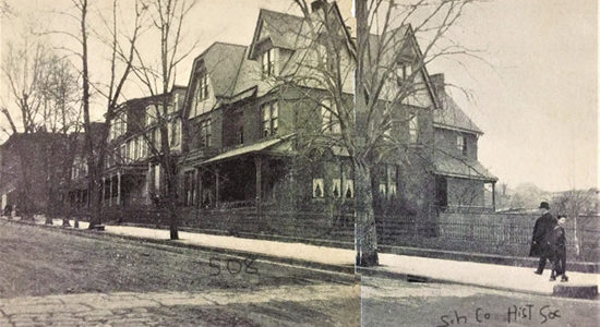 Pottsville's Luther Mansion Now Has New Purpose