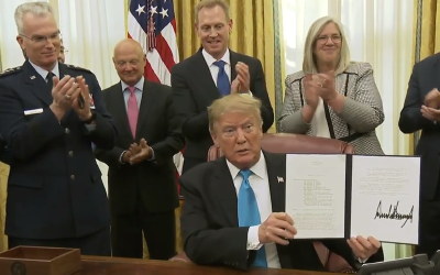 Space Force is Happening!