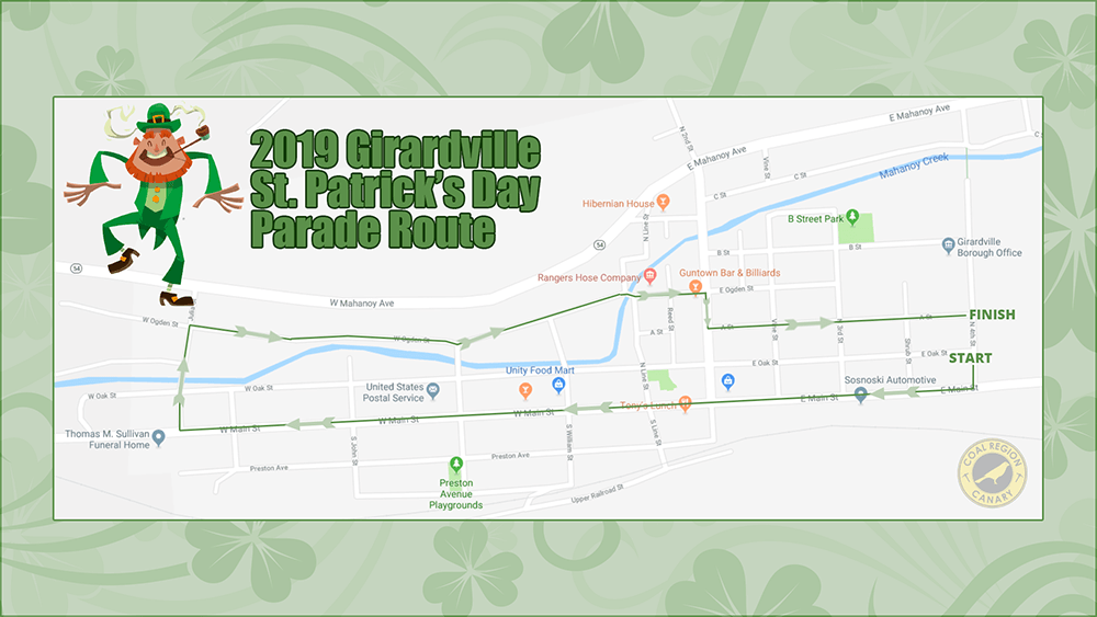 Guntown Gearing Up for Good Times at Annual St. Patrick's Day Parade
