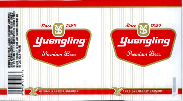 Throw Back a Throwback — Yuengling to Introduce Retro Cans