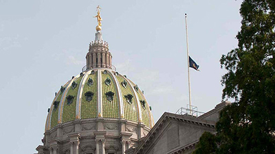 Gov. orders Flags at half-staff in Pa. to honor New Zealand Victims