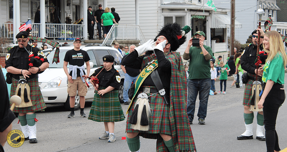 Guntown St. Patrick's Day Parade a Real Screamer