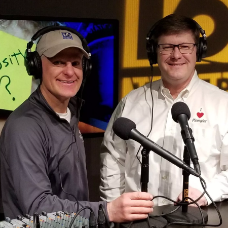 "WNEP's Snedeker Brings Mrs. T's Tom Twardzik on New ""Mr. Curiosity"" Podcast"