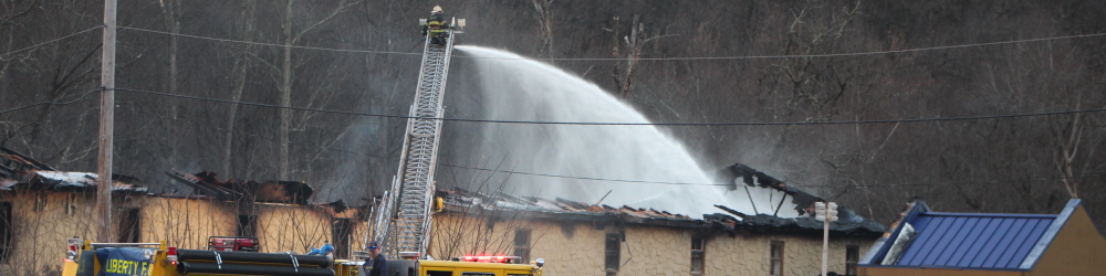 Days Inn Fire Ruled Arson — Locals Suspect It Was a Flop House
