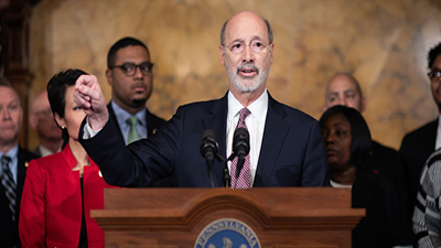 Gov. Wolf Says 38 Economists Support $15 Minimum Wage by 2025 in Pa.