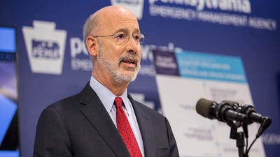 Governor Wolf Renews Sixth Opioid Disaster Declaration