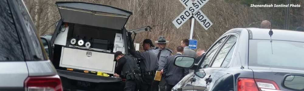 Major Case on the Scene Near Girardville – Body Found Monday ID'd