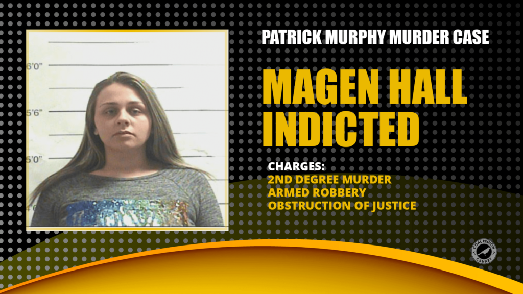 Magen Hall Indicted – What's Next in the Patrick Murphy Murder Case?