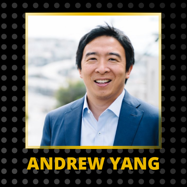 Andrew Yang Plan for Pottsville? Put a Grand in Your Hand