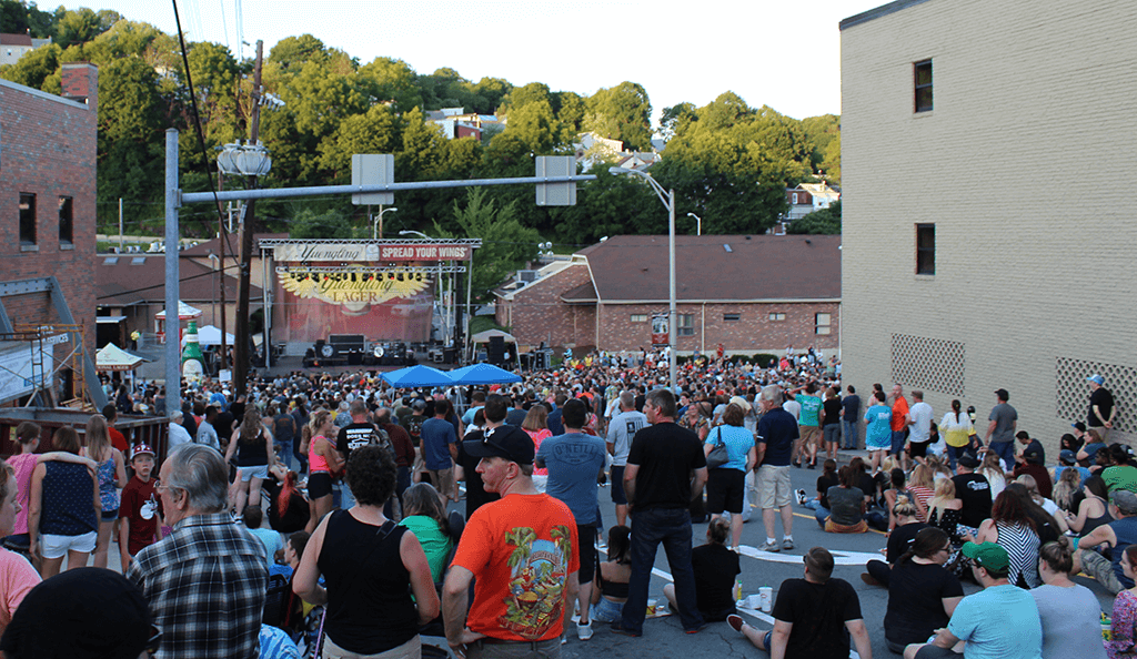 yuengling brewery summer celebration