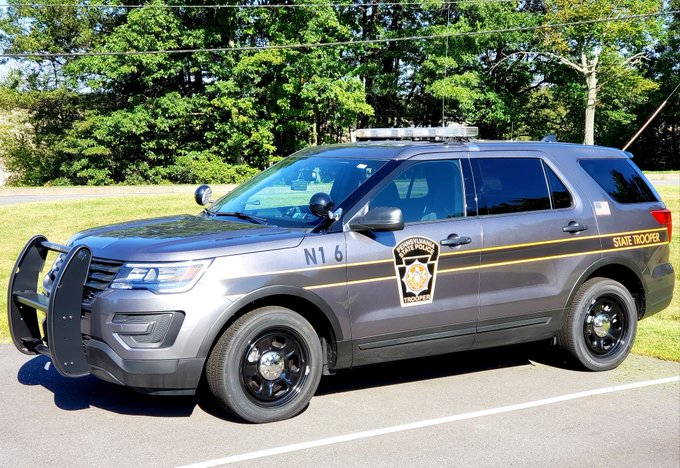 Another New Design for Pennsylvania State Police Vehicles?