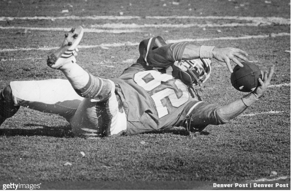 Jack Dolbin NFL Career Highlights As Told Through These Vintage NFL Photos