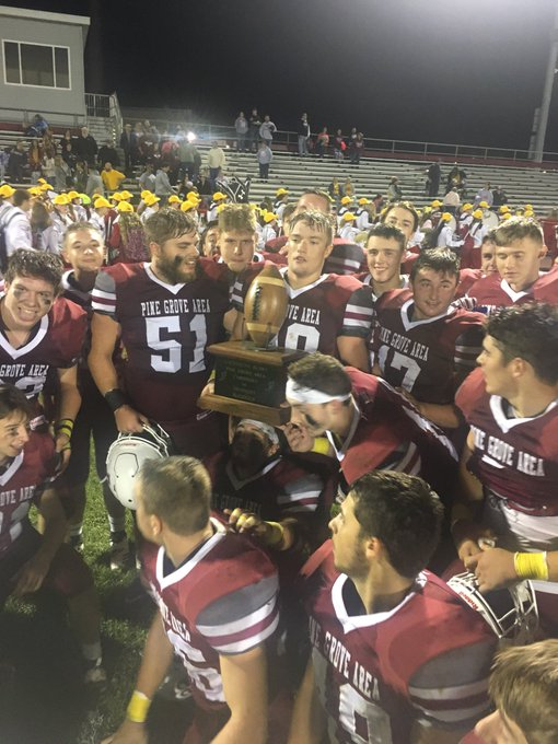 Week 4 Football Recap – Pine Grove Captures West End Gridiron Trophy