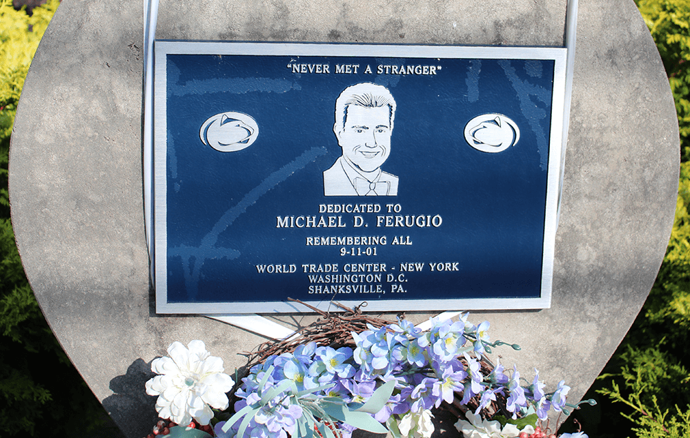 michael ferugio september 11
