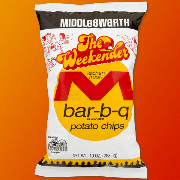 Middleswarth Bar-B-Q Chip Shortage Coming to an End