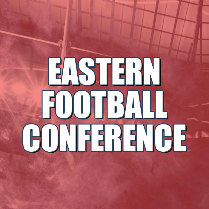 2019 Eastern Football Conference Championships Set – Jim Thorpe and Hamburg In