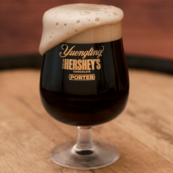 Everyone is Talking About the New Yuengling Hershey's Chocolate Porter Beer