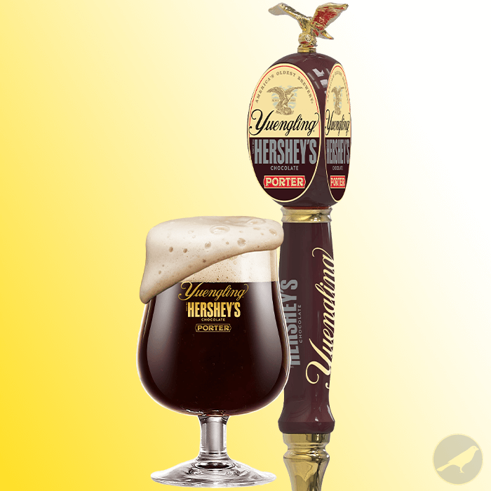 Here's Where You Can Buy the New Yuengling Hershey's Chocolate Porter Beer