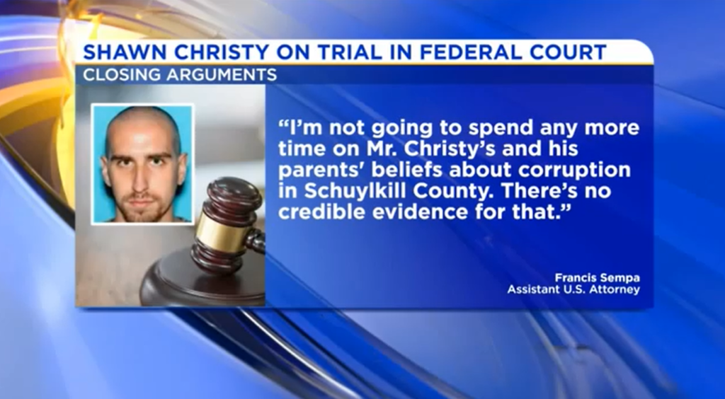 🤣 Of All the Crazy Things Said During the Shawn Christy Trial, This is the Craziest