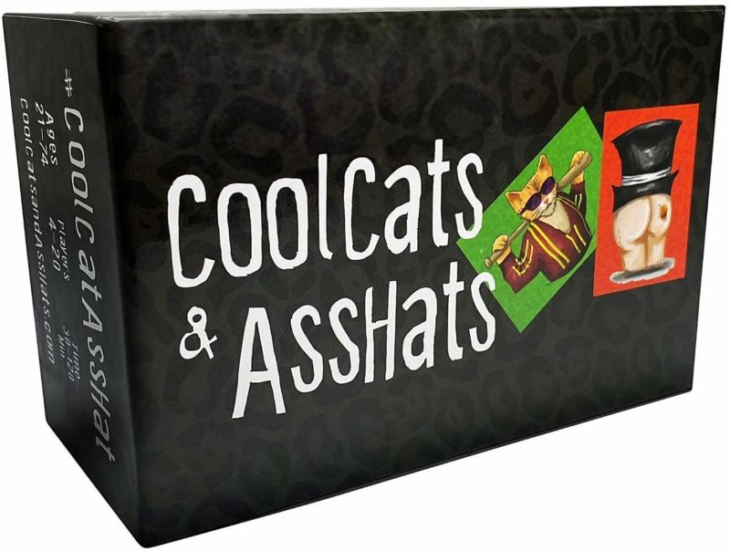 coolcats and asshats card game