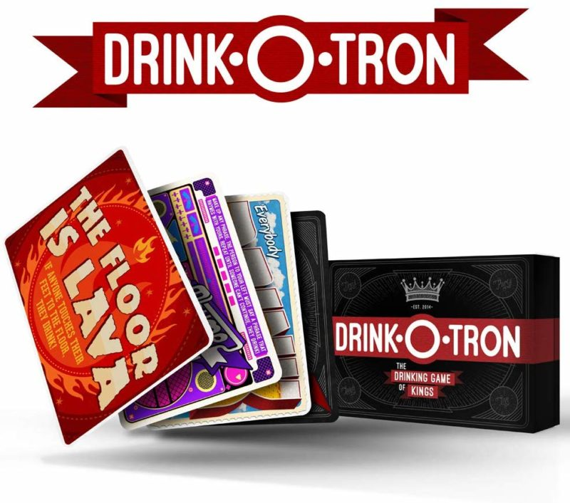drink o tron card game