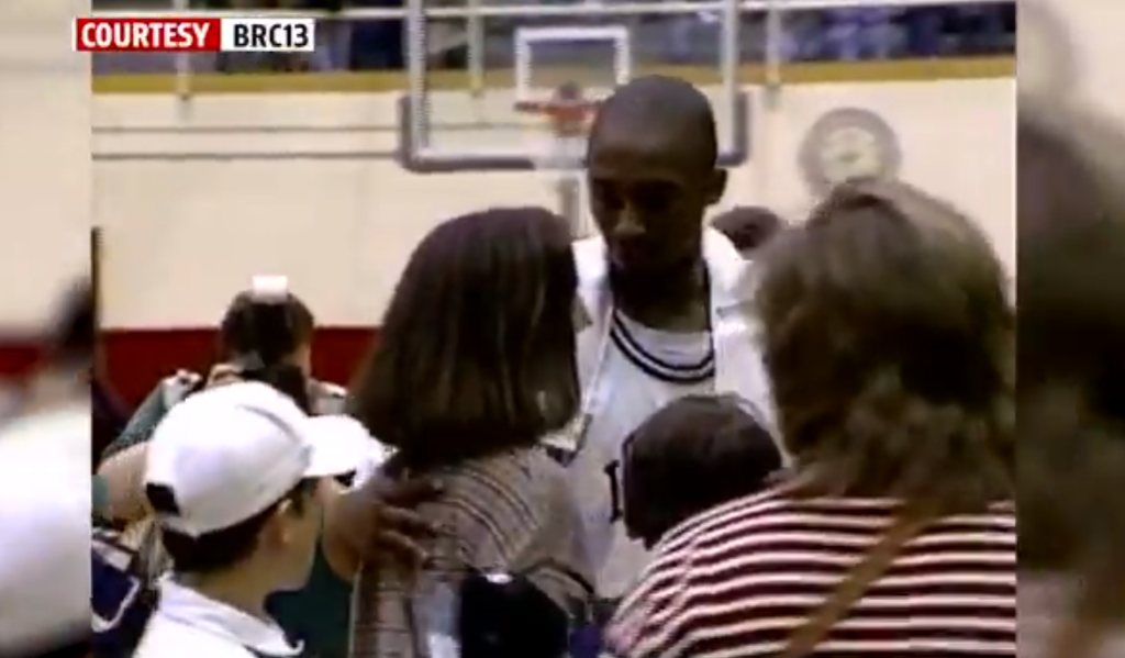 DISCOVERED! Video of Kobe Bryant Running Circles Around Defenders at Martz Hall