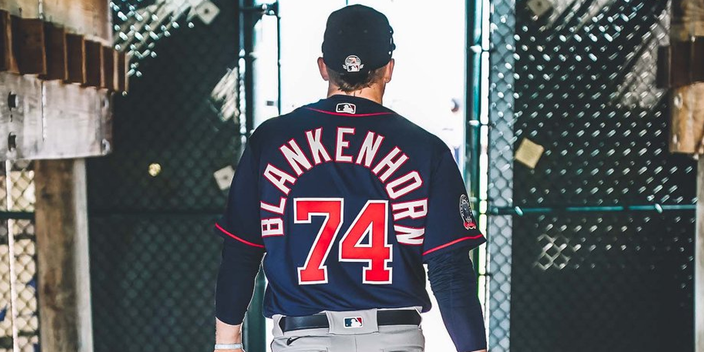 Blankenhorn – 2 RBI in First Spring Training Start for Twins