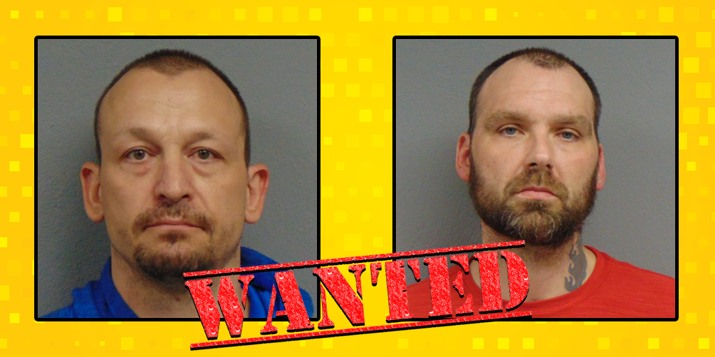 Warrants Issued for Men Convicted, Wanted in Pottsville Robbery Case