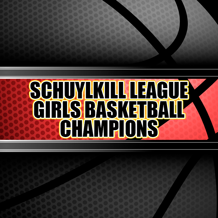 Schuylkill League Girls Basketball Champions (1969-2019)