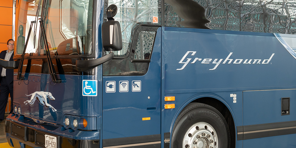 Greyhound Continues to Bus People from NYC into the Coal Region