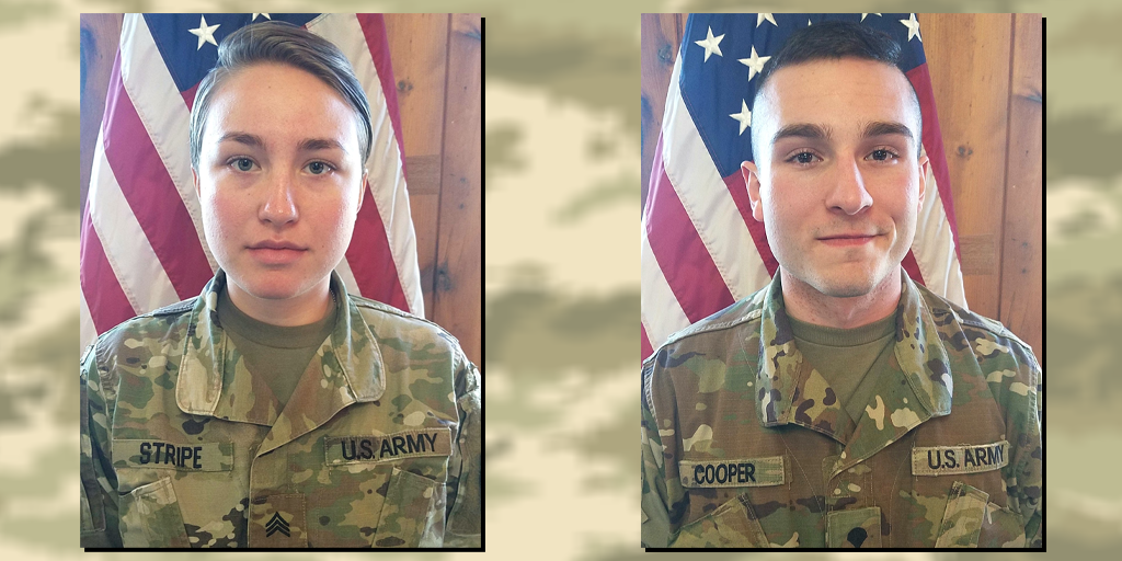 Two Schuylkill County National Guard Soldiers Competing for PA Best Warrior