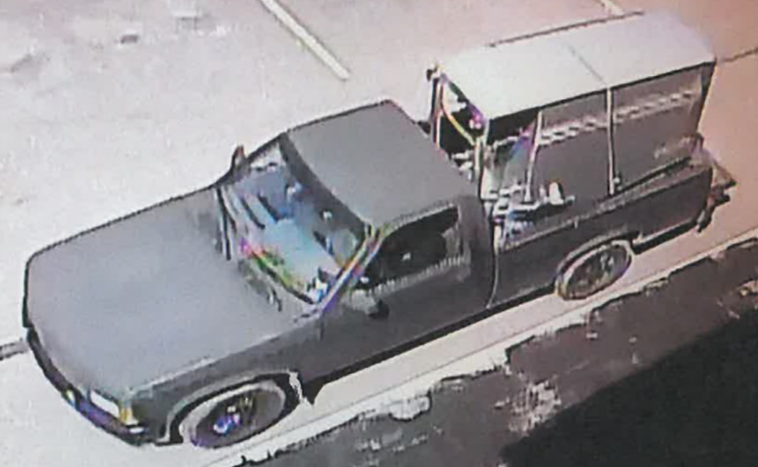 new ringgold fire company theft large truck