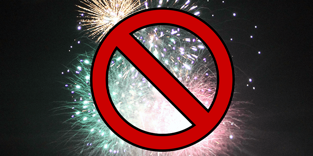 WEAK! Frackville Postpones Independence Day Fireworks Until September