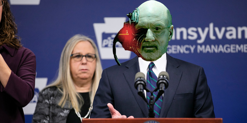tom wolf borg press conference