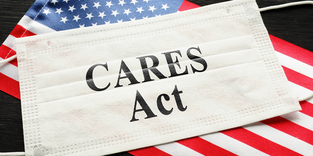 cares act funding rules