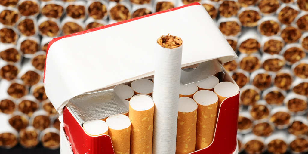 cigarette taxes by state 2020