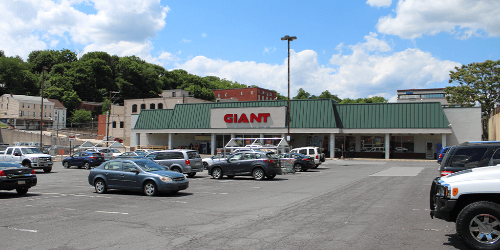 Source: Schuylkill County Eyes Former GIANT Supermarket in Pottsville for Prison Pre-Release Center