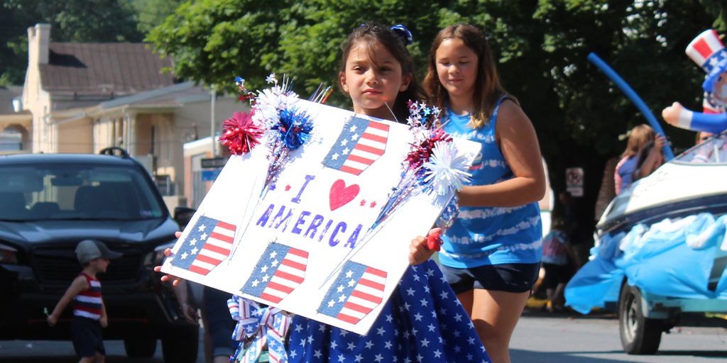 Port Carbon ❤️ America – Annual Parade and Fireworks Celebrate 4th of July