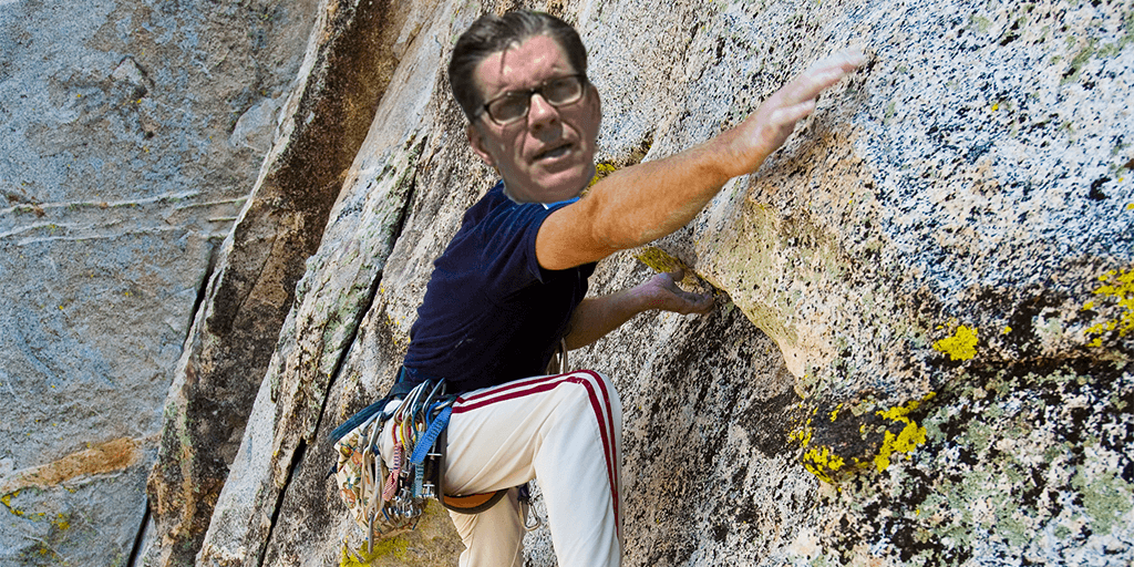 Halcovage on Rock Climbing Adventures?