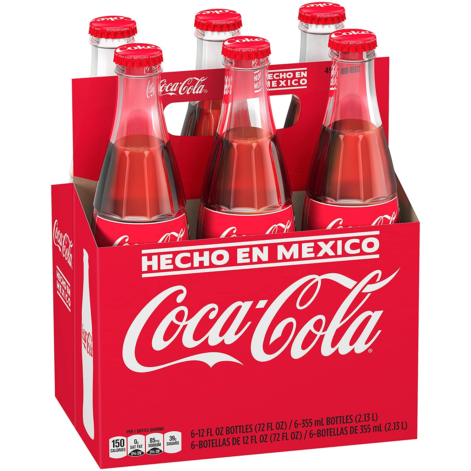 mexican coke 6 pack