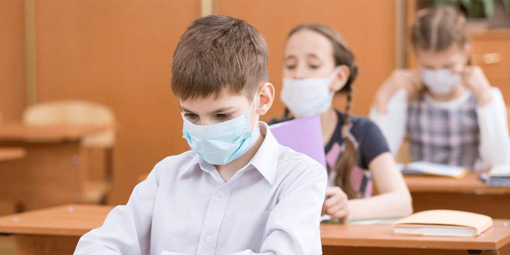 pennsylvania requires face masks on students all times social distancing