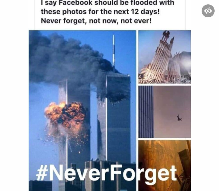facebook september 11th graphic content unfiltered