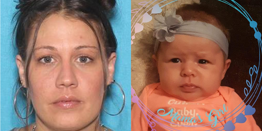 Infant Abducted by Minersville Woman in Custody Battle