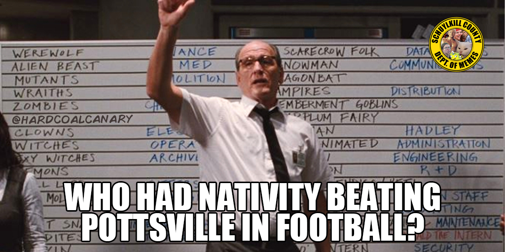 Football Stunner – Nativity Beats Pottsville (And the Internet Reacts)