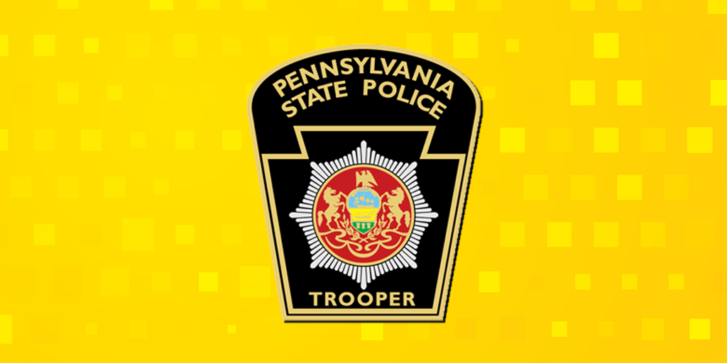 pine grove man injures state police officer