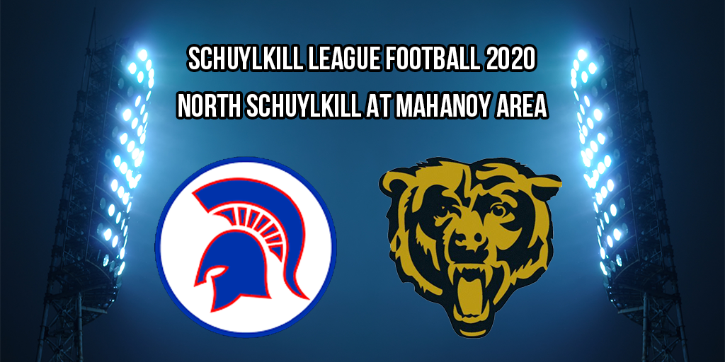 REPLAY: North Schuylkill at Mahanoy Area (2020 Schuylkill League Football – Week 1)