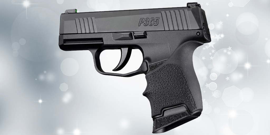 sig sauer p365 handgun stolen in shenandoah heights