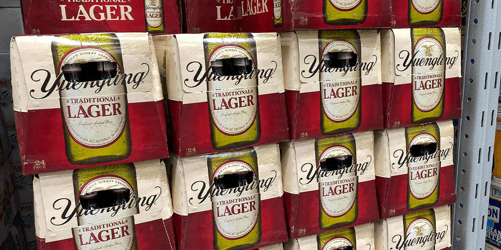 Yuengling Partners with MolsonCoors in Westward Expansion
