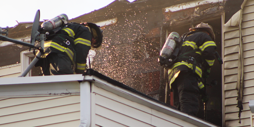 Pottsville Fire Leaves 6 Temporarily Homeless Wednesday