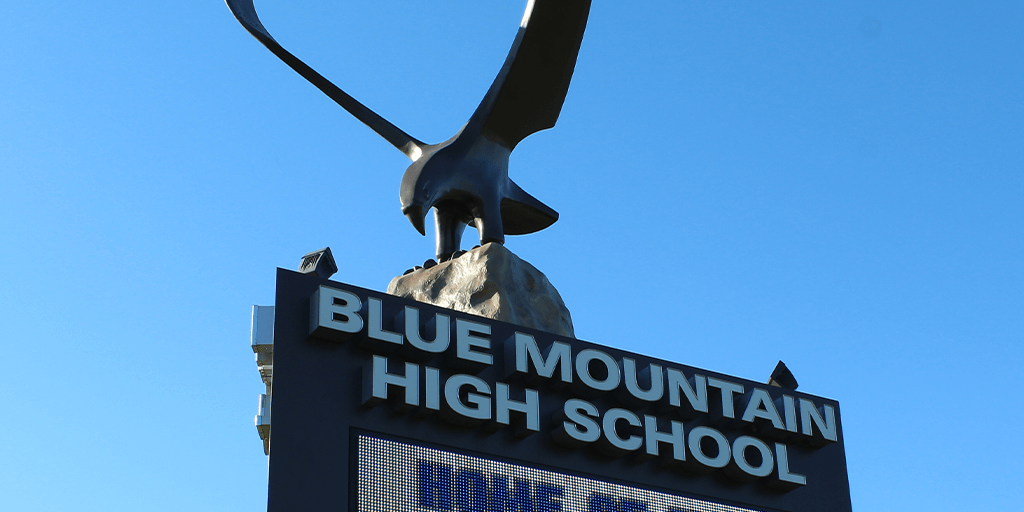 Blue Mountain High School Going Full Virtual Until December